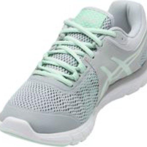 ASICS Grey Gel Craze Training Shoes Women'…